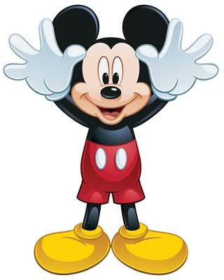 Mickey Mouse clipart pinterest #6