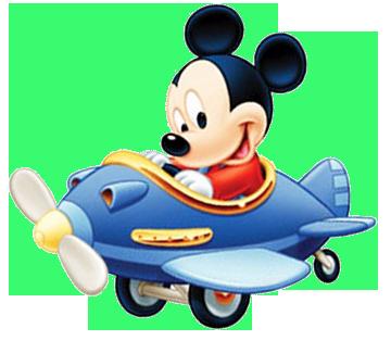 Airplane clipart mickey Mickey Pinterest bebé Baby bebé