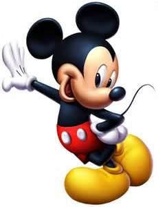 Mickey Mouse clipart printable #9