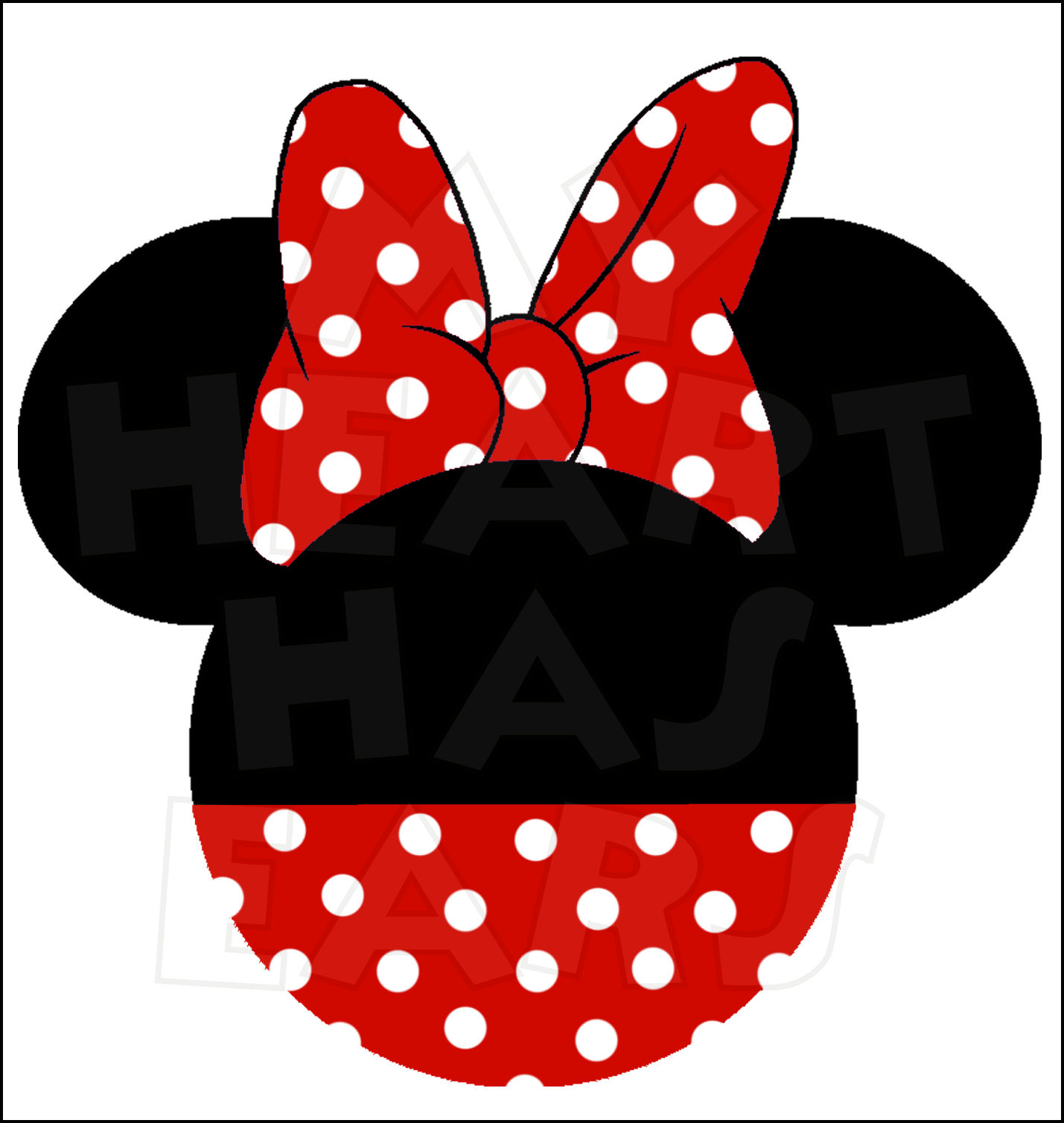 Ballet clipart minnie mouse Panda Art Ear Mouse png