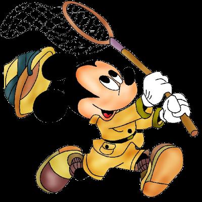 Safari clipart mickey mouse and friend Pin Telles Disney · Ferreira
