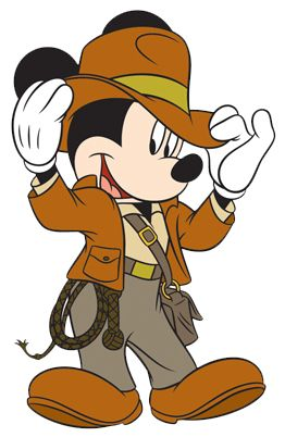 Mickey Mouse clipart safari On 299 about best images