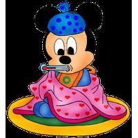Mickey Mouse clipart sick Mickey Baby Baby Mickey Clipart