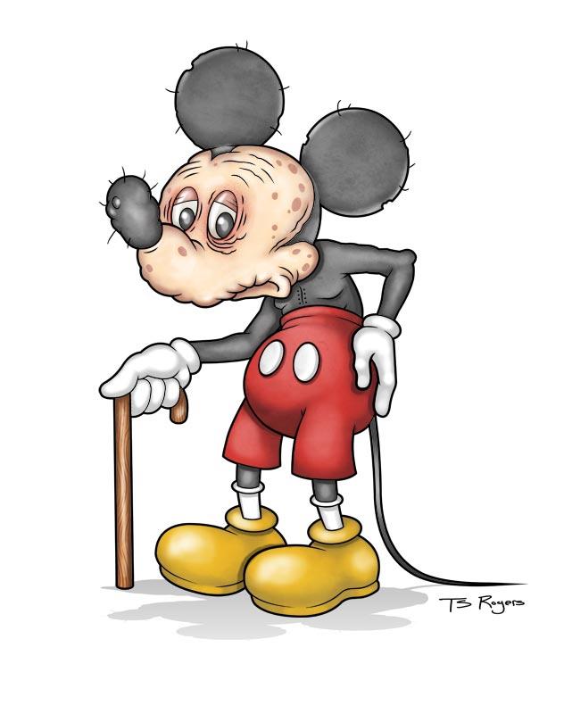Mickey Mouse clipart sick Teaessare Redux Mouse Job Clip