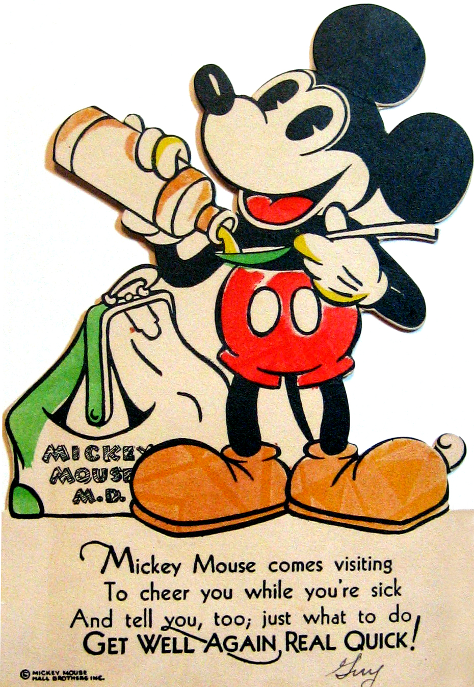 Mickey Mouse clipart sick Totally  Totally D Mouse