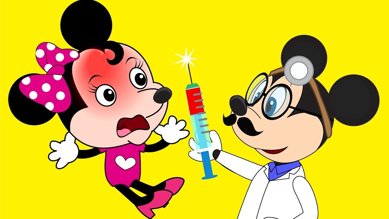 Mickey Mouse clipart sick Sick New Gets Mouse Baby