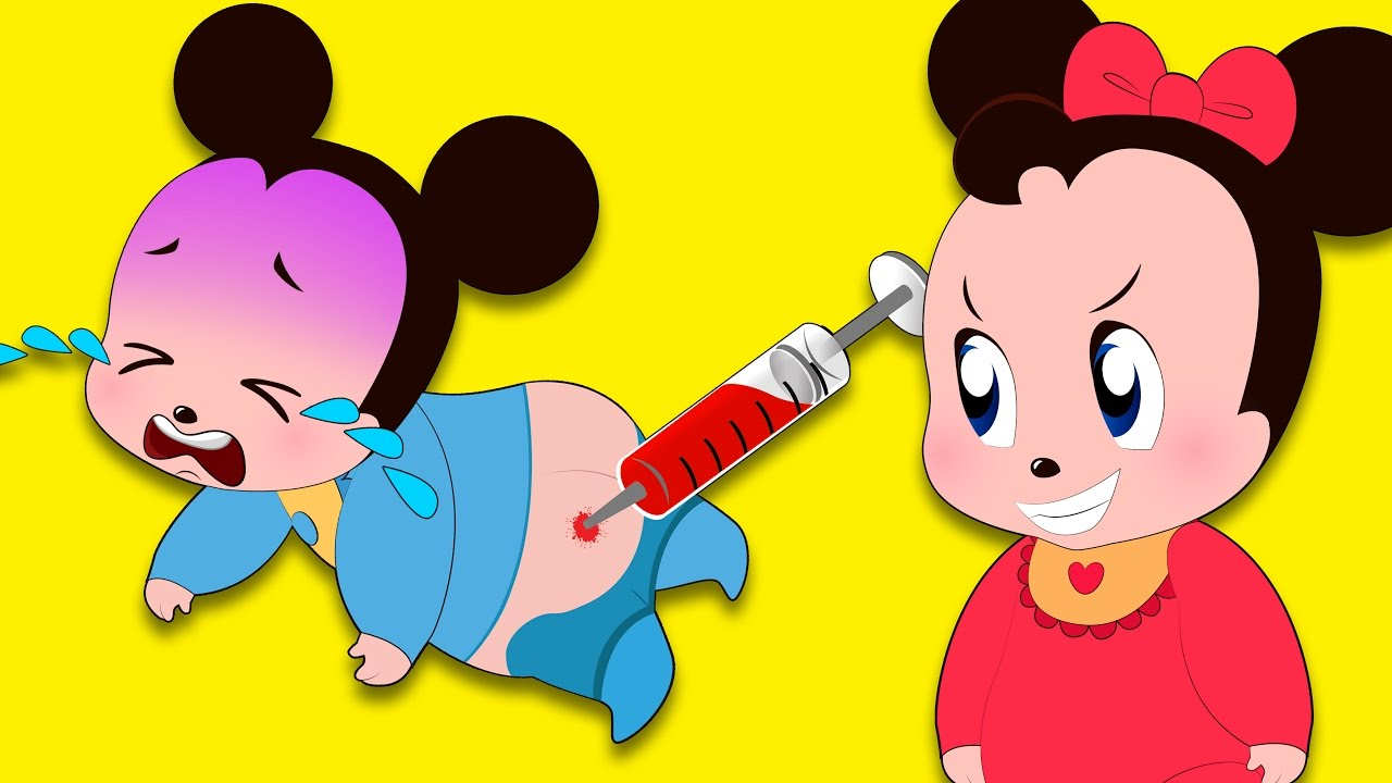 Mickey Mouse clipart sick Pretends Mouse Babies Mickey Mouse