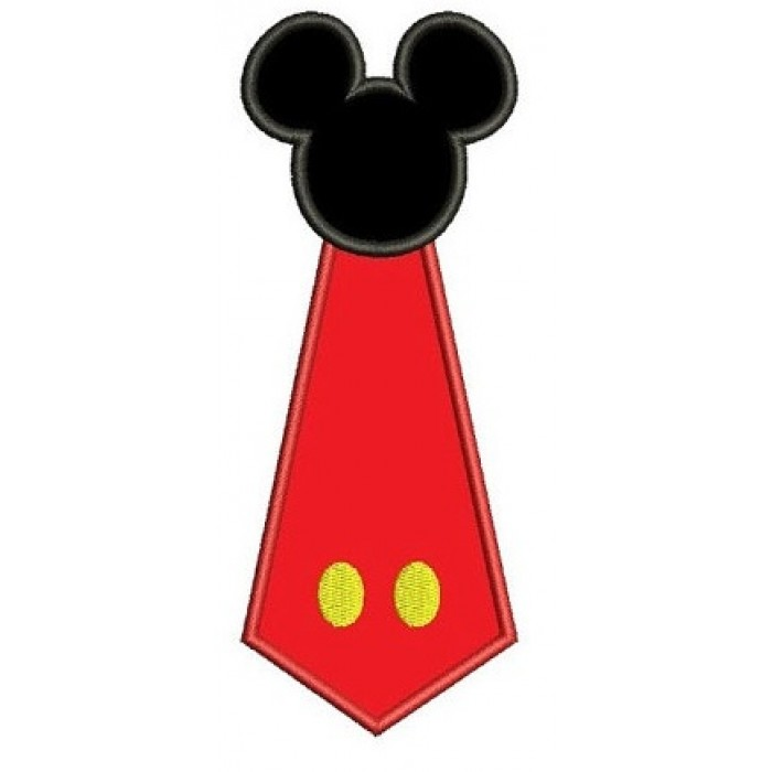 Tie clipart mickey mouse Looks 4x4 Tie Mouse Download