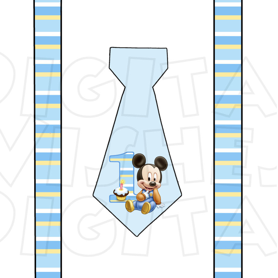 Tie clipart mickey mouse Clip transfer  suspenders Mickey
