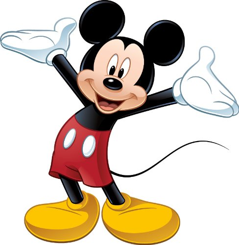 Mickey Mouse clipart transparent background Art thumbs Free clip collection
