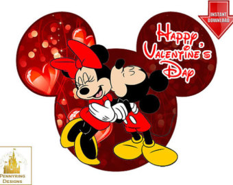Mickey Mouse clipart valentine's day Mouse Download Art Clipart Mickey