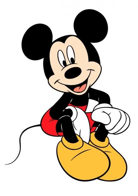 Sad clipart mickey mouse #8