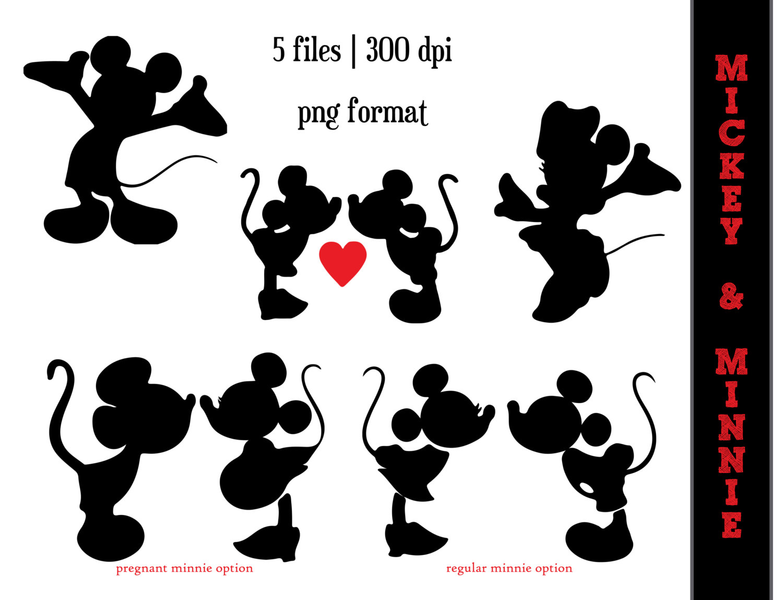 Disneyland clipart old school Mickey mouse Prince Halloween wedding