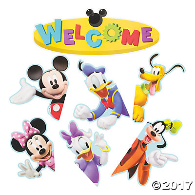 Mickey Mouse clipart welcome Trading Sign Sign Mouse Welcome