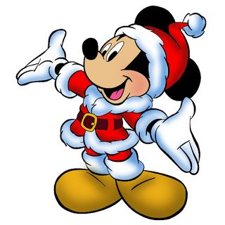 Holydays clipart mickey mouse #6