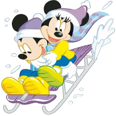Winter clipart mickey mouse Clip mouse Art ❤️Mickey Christmas