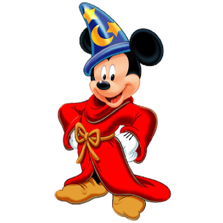 Wizard clipart mickey mouse Mickey  Are Halloween Mickey