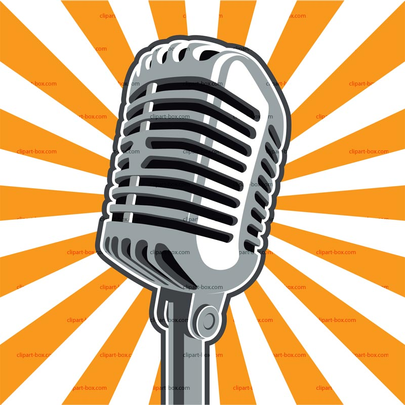 Microphone clipart Clipart Art Free Panda Images