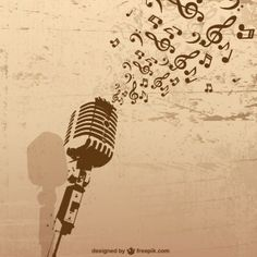 Microphone clipart at work #8