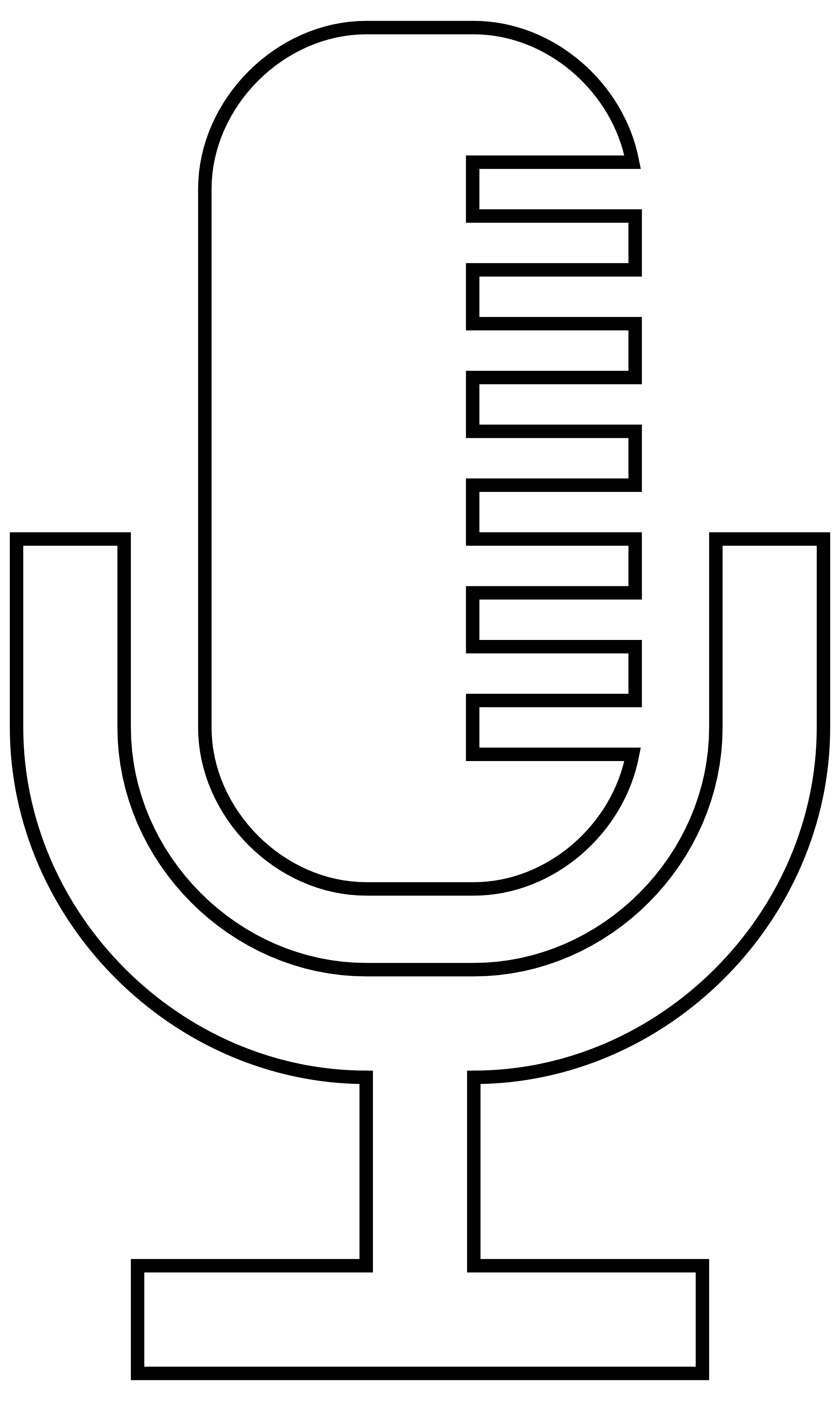 Microphone clipart at work #3