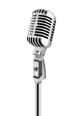 Microphone clipart at work #4