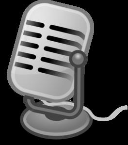 Microphone clipart computer microphone Online com clip Clip Clker