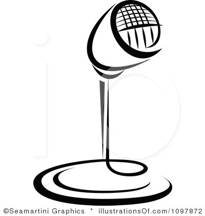 Microphone clipart cord illustration Art Clip Cord Free Microphone