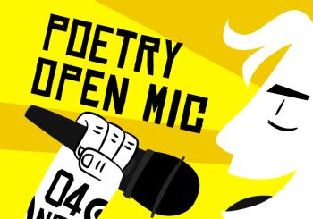 Poetry Open Mic Mic Islamic
