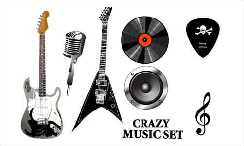 Microphone clipart instrument #2