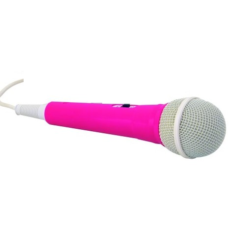 Microphone clipart pink  Cookies Sound & Microphone