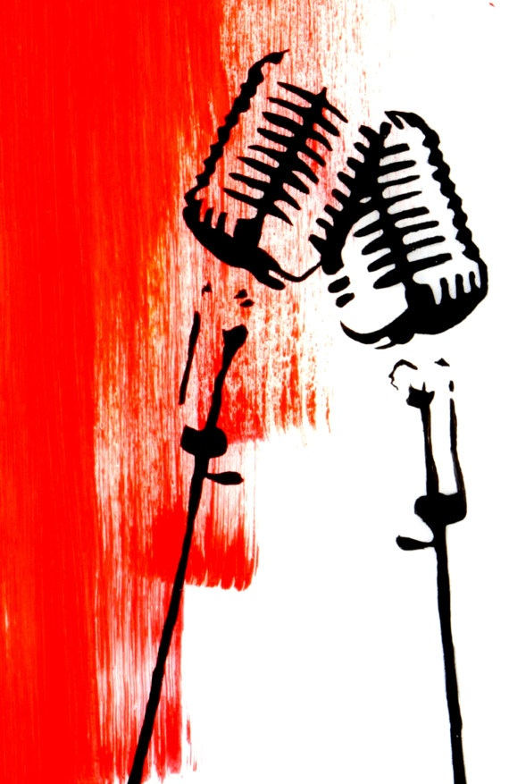 Microphone clipart pop music On Microphone library Clip Clipart