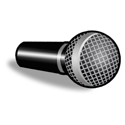 Microphone clipart talent show #11