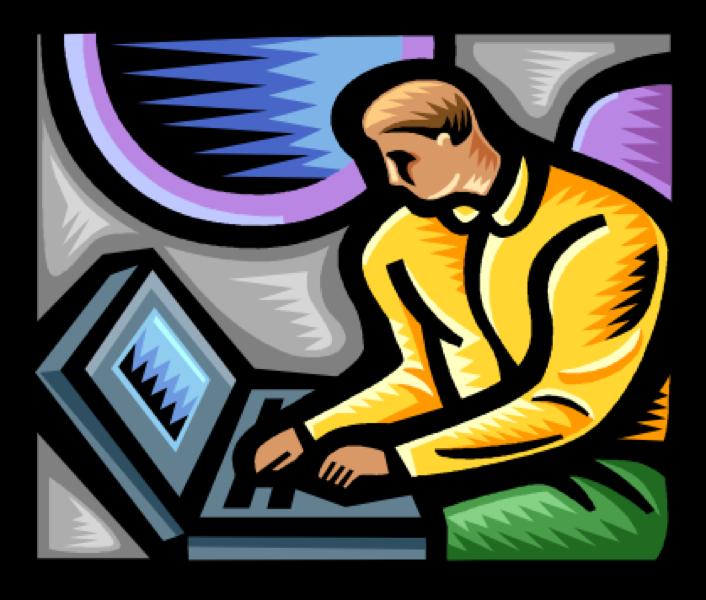 Business clipart microsoft Art Say Hello  :