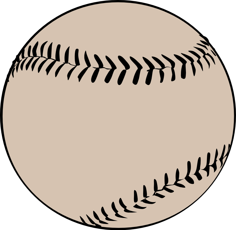 Baseball clipart high resolution #8