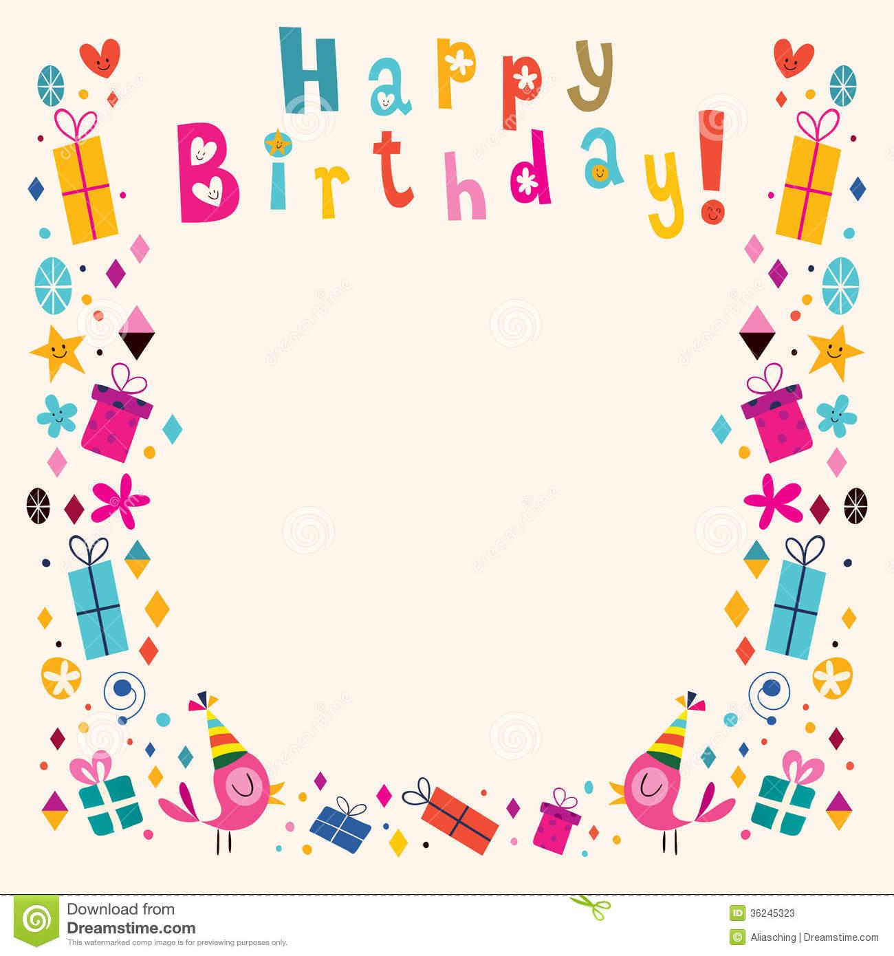 Cards clipart happy birthday Clipart  50th Microsoft Birthday