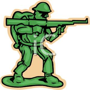 Soldier clipart army man Art  Clipart Army Military