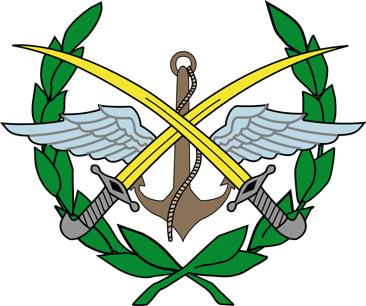 Invasion clipart armed force Wikipedia Forces  Syrian Armed