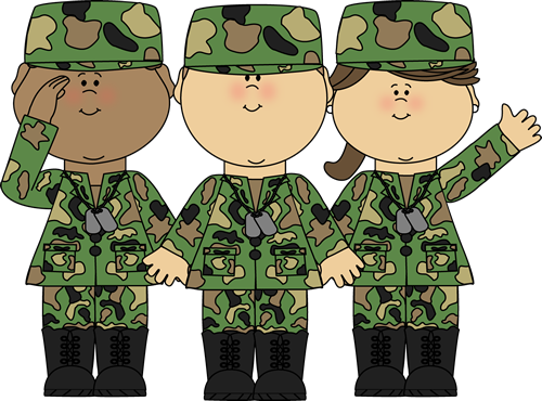Soldiers clipart army commander Military military Clipart 78 #98