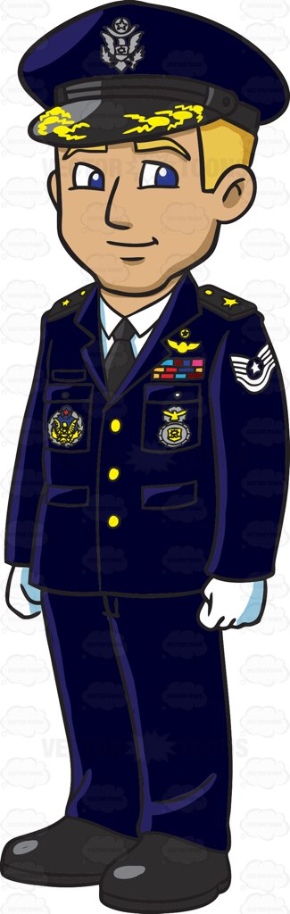 Military clipart air force Officer Dress Dress Us Force