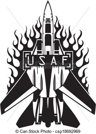 Military clipart air force Design of Air Military US