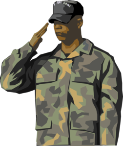 Soldiers clipart american soldier Clip art vector Art