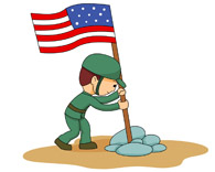 Soldier clipart us soldier Size: Illustrations Free Art with