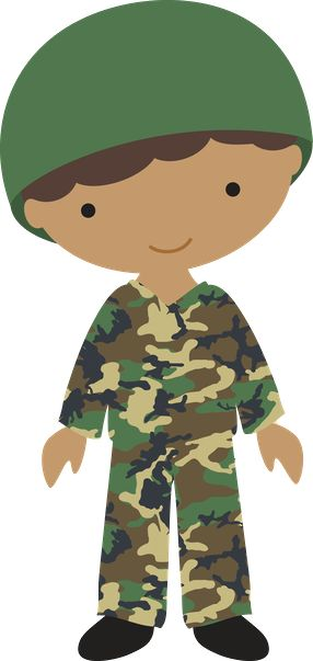 Soldiers clipart military branch BOY ART Cartoon _nurse 91