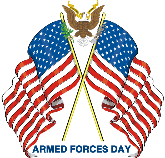America clipart armed forces day Free Art Clip Free
