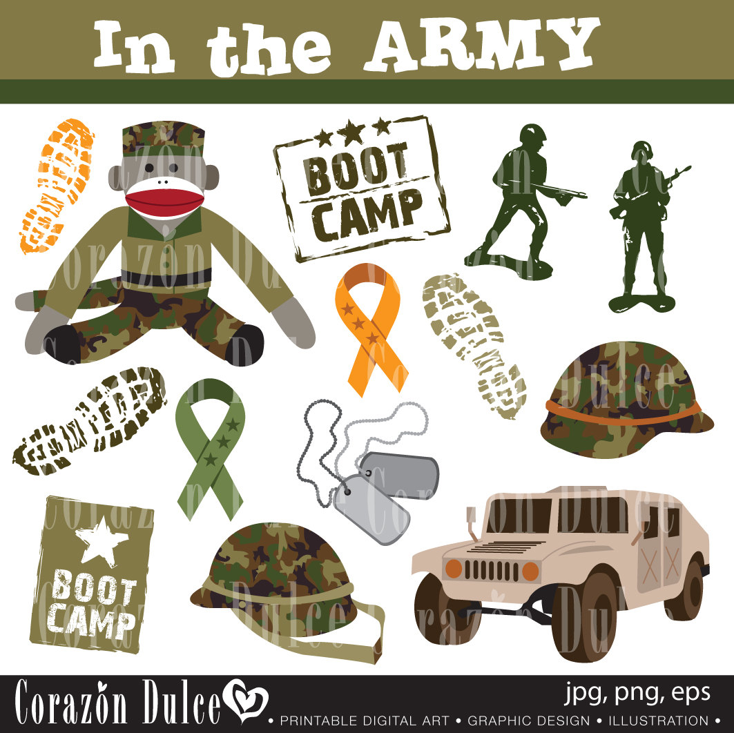 Military clipart army boots Images Clipart Clipart Clipart Army