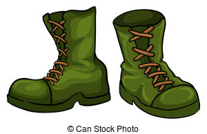 Soldiers clipart boot #4