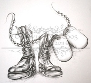 Military clipart army boots Tags Tags of Dog With