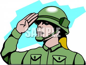 Military clipart army guy Military Clipart Fans military art