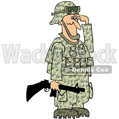 Military clipart army guy Army Clipart Fans army art
