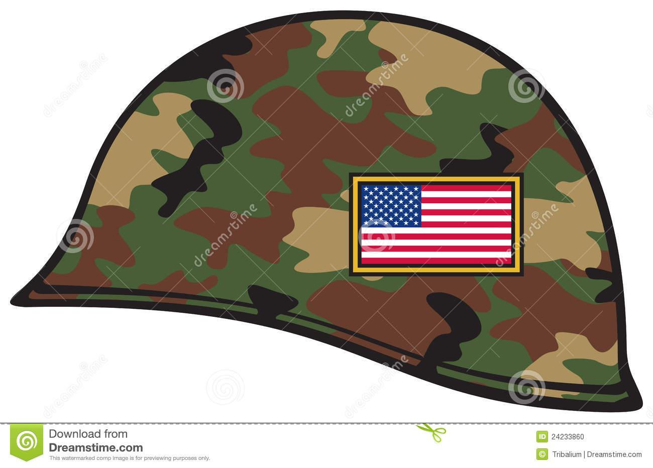 Army clipart army cap #13